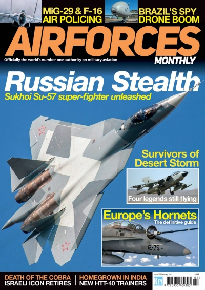 AirForce Monthly